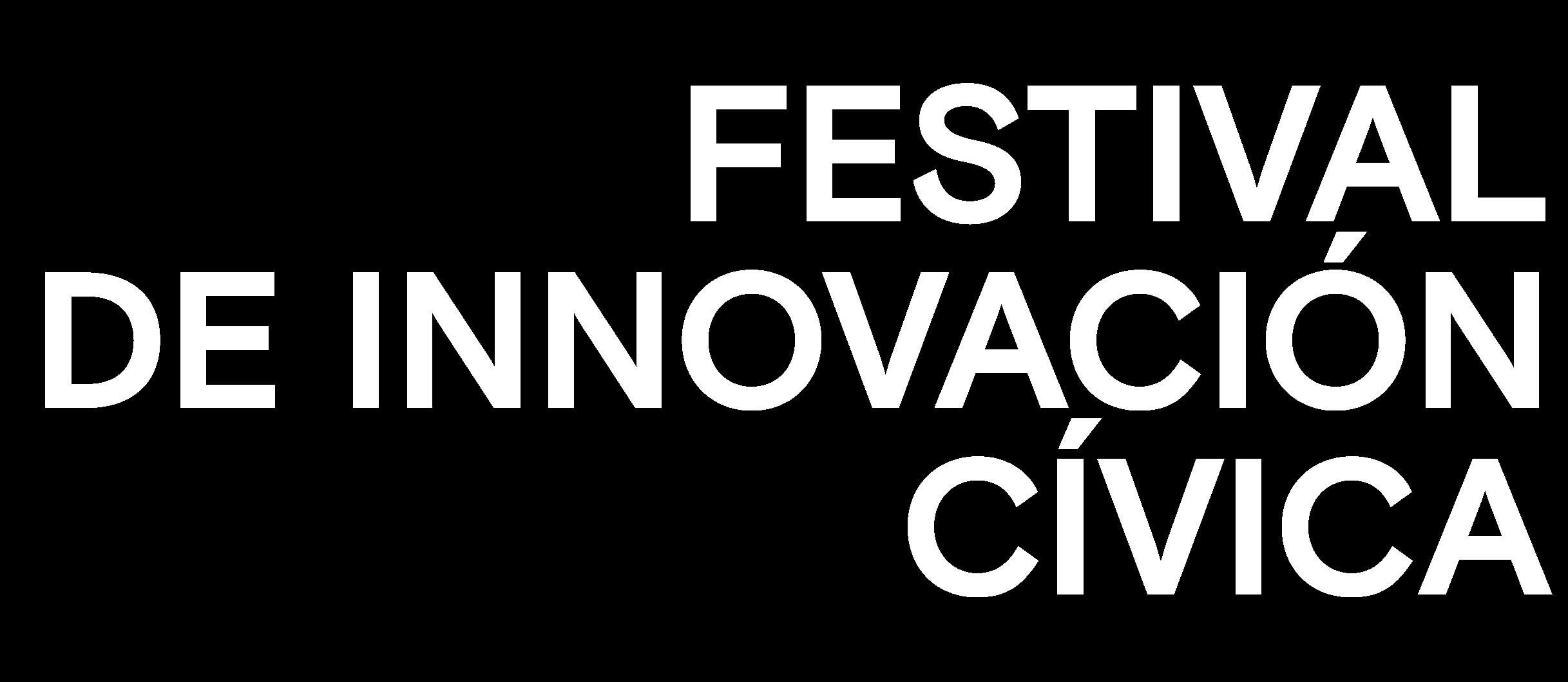 Festival de Innovación Cívica